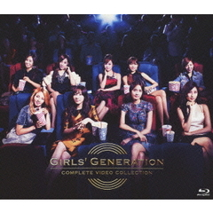 少女時代/GIRLS' GENERATION COMPLETE VIDEO COLLECTION <通常盤>(Blu-ray Disc)