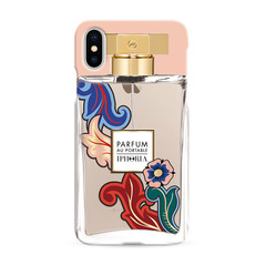 Perfume Ornaments for iPhone X