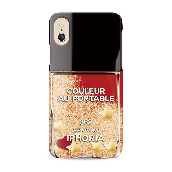 Nalipolish Stars Glitter for iPhone X