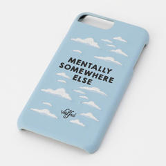 MENTALLY SOMEWHER ELSE/対応機種:IPH6Plus/7Plus/8Plus