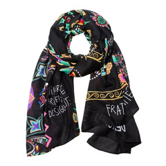 FABRIC RECTANGLE FOULARD