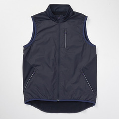 メンズ RUNNING FLEECE VEST