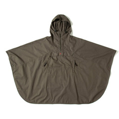 GRIP SWANY FIREPROOF PONCHO / OLIVE