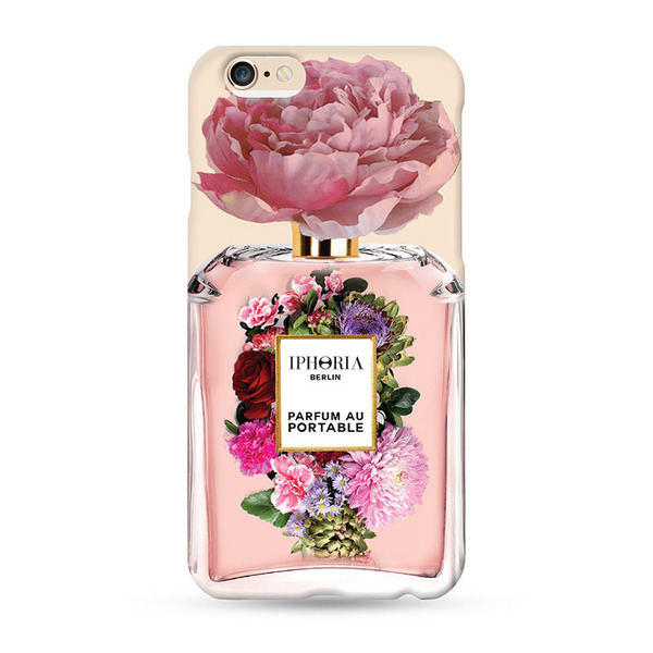 Parfum au Portable Flower Bouquet Pink for iPhone 7Plus/8Plus