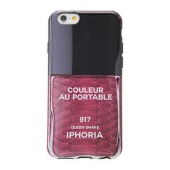 IPHORIA(アイフォリア) iPhone6ケース Couleur Queen Snake
