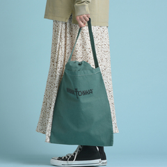 《MINNETONKA/ミネトンカ》DRAWSTRING BAG BIG