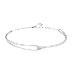 LIFELONG:NECKLACE CHOKER CRY/RHS