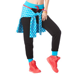 Zumba Victory Tied Up Sweatpants
