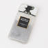 Liquid Case Parfum au Portable Silver Glitter for iPhone 7/8