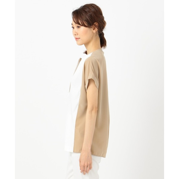 Fabric Combi Jersey 半袖 カットソー