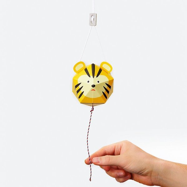 HAPPYBALL ANIMALシリーズ TIGER