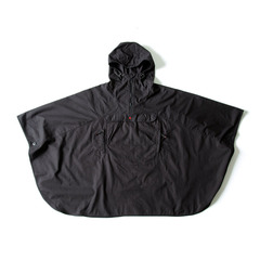 GRIP SWANY FIREPROOF PONCHO / BLACK