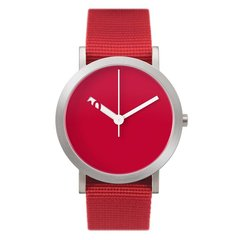normal ノーマル EXTRA NORMAL CASUAL-RED DIAL