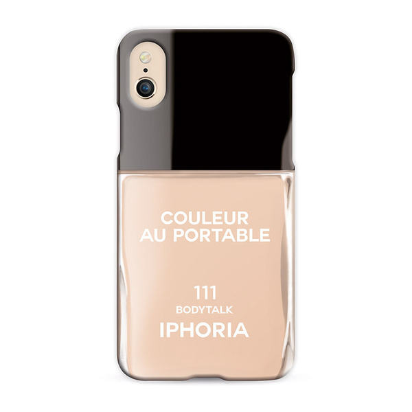 Nailpolish Bodytalk for iPhone X