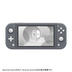 任天堂 Nintendo Switch Lite グレー