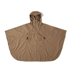 GRIP SWANY FIREPROOF PONCHO / COYOTE