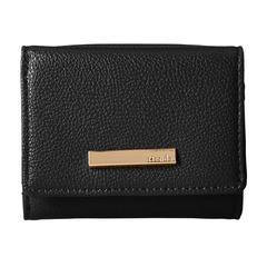 BASIC 5 THREE FOLD ZIP WALLET