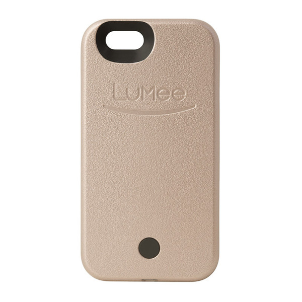 LuMee Lighted Phone Case iPhone 6 / 6S (Gold)
