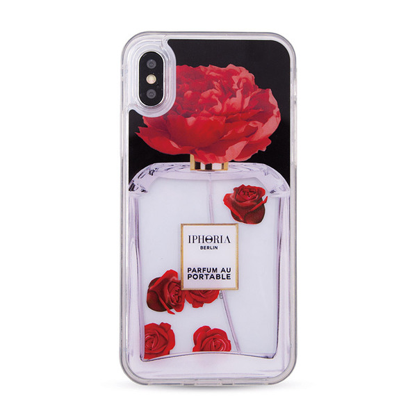 Parfum Flower Red for iPhone X