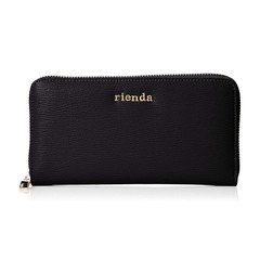 BASIC SLG ROUND ZIP WALLET R03-2-00058
