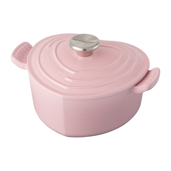 LE CREUSET(ル・クルーゼ) ココット・ダムール シュガーピンク