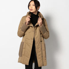 Knit Pocket Coat