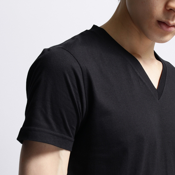 inner light v neck sleeve