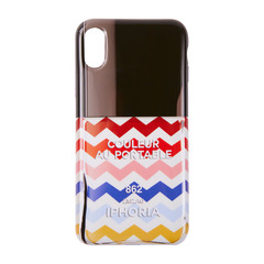 Nailpolish Zig Zag Multicolor