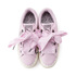 【WEB限定販売】PUMA BASKET HEART SCALLOPスニーカー