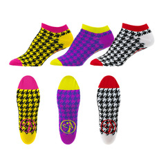 I Run This Socks 3Pk ソックス
