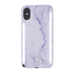 DUO iPhone X/XS - Lavender Marble