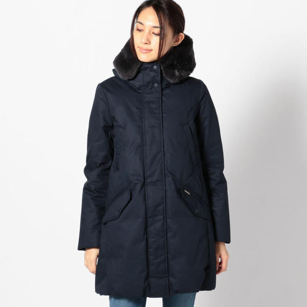 COCOON PARKA