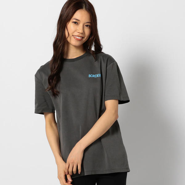 BORDERS at BALCONY BORDERS TEE