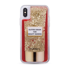 Glitter Cream for iPhone X
