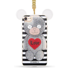 Teddy Love Stripes for iPhone 7/8