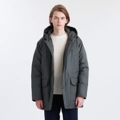 LIMONTA メランジ HOODED PARKA