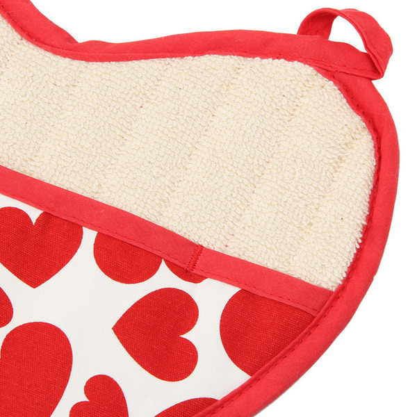 Jessie Steele SWEET HEARTS POT MITT