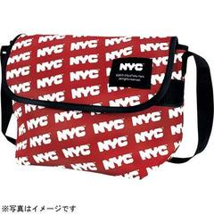 NYC ショルダーバッグ NYC RED