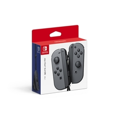 Switch Joy-Con(L)/(R) グレー