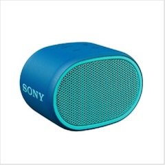■ SONY SRS-XB01LC Bluetoothスピーカー ブルー