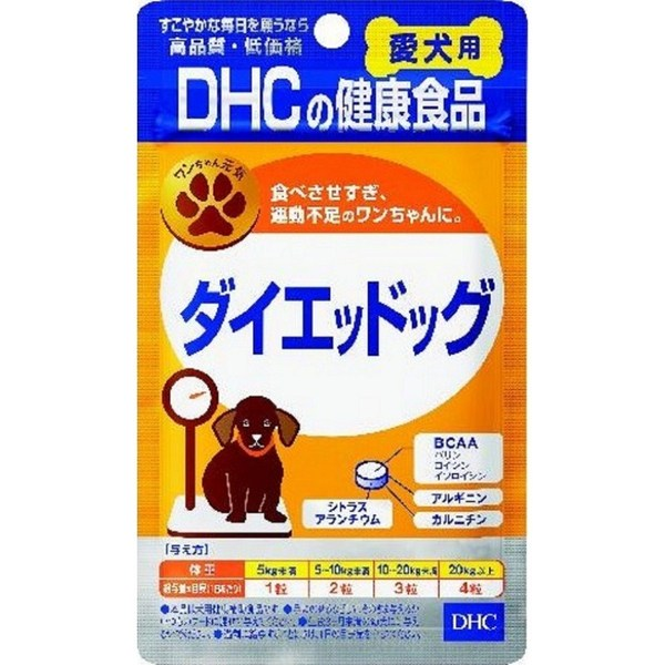 DHC DHC ダイエッドック 60粒