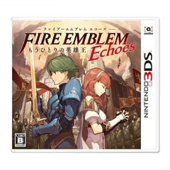 3DS ファイアーエムブレム Echoes もうひとりの英雄王