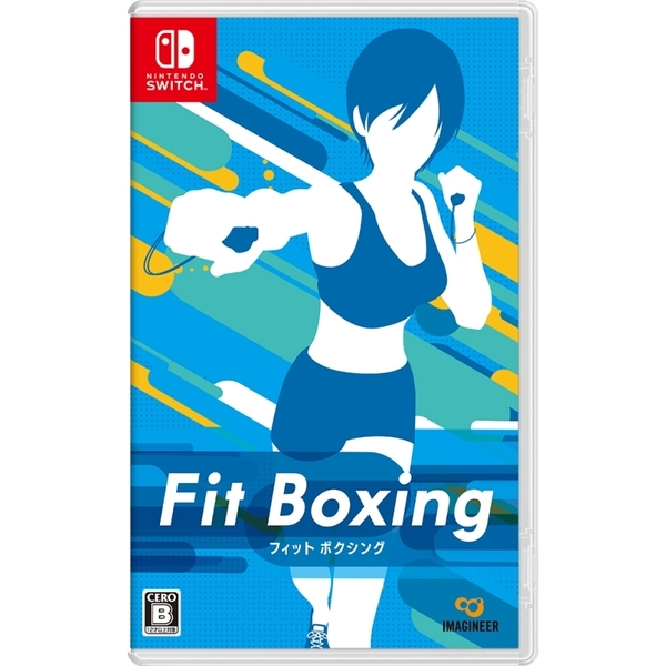Switch Fit Boxing