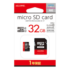 【Switch/Switch Lite共用】microSDカード32GB