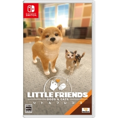 Switch LITTLE FRIENDS ーDOGS&CATSー