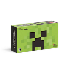 Newニンテンドー2DS LL MINECRAFT CREEPER EDITION