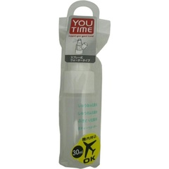 YOU TIME スプレーボトル 30mL 乳白色