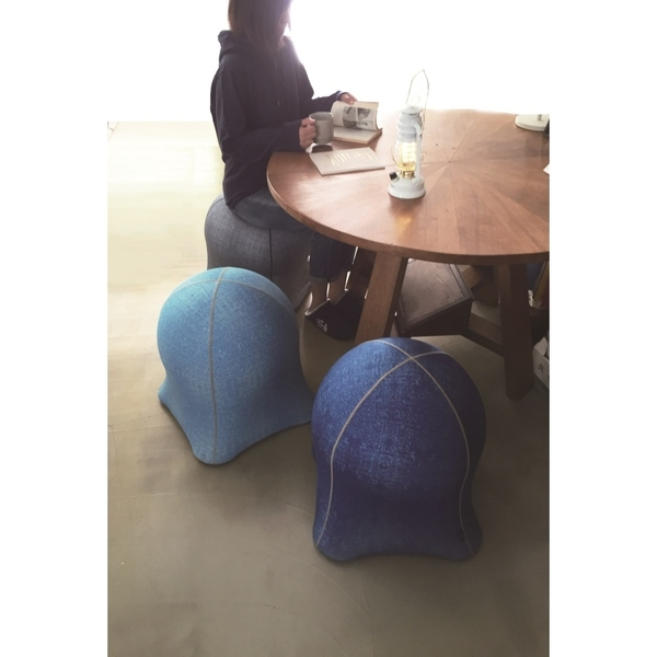 JELLYFISH CHAIR デニムブルー