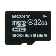 SONY SR-32A4 マイクロSD32GB