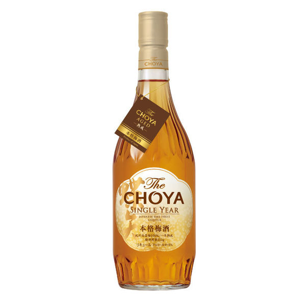 CHOYA Single Year 720ml